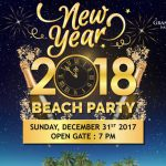 Beach Party di Grand Mercure Jakarta Harmoni