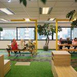 EV Hive City, Co-Working Space Terbesar di Indonesia