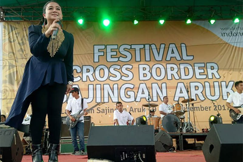 Festival Cross Border Sanjingan Aruk