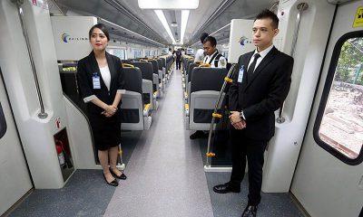 KA Bandara Membawa Soekarno-Hatta Menjadi Bandara Bintang 5