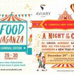 Perayaan Akhir Tahun dengan Suasana Karnaval di Aviary Bintaro