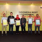 KASKUS dan Dyandra Promosindo Terima Penghargaan The Most Experiential Brand Activation Award 2017