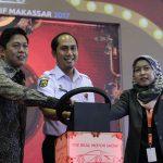 Pameran Otomotif Makassar 2017 Bertabur Bintang