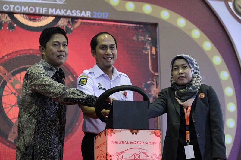 Pameran Otomotif Makassar 2017