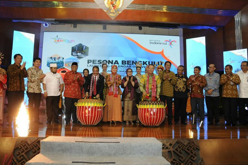 Kalender Pariwisata Bengkulu 2018