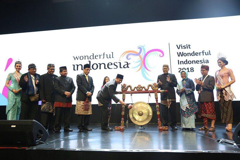 Calendar of Event Wonderful Indonesia