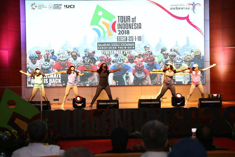 Tour of Indonesia 2018