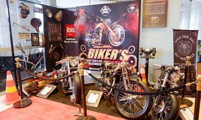 Tahun Baru Bersama Bikers di ibis Bandung Trans Studio