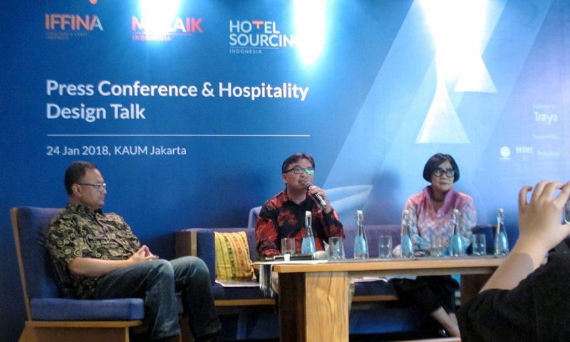 Hospitality 2018 Payungi Tiga Pameran Besar