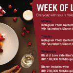 Minggu Penuh Cinta di Four Points by Sheraton Jakarta Thamrin