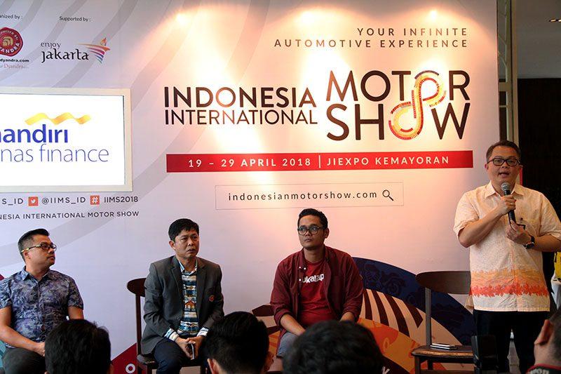 Indonesia International Motor Show 2018