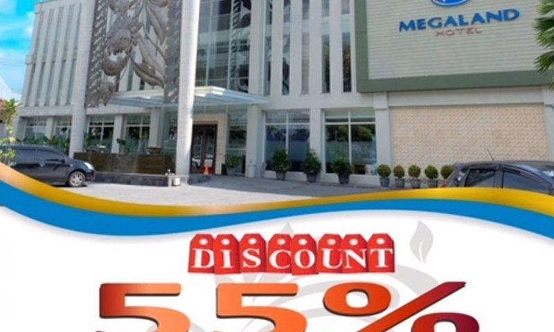 Megaland Hotel Solo Meriahkan Solo Great Sale 2018