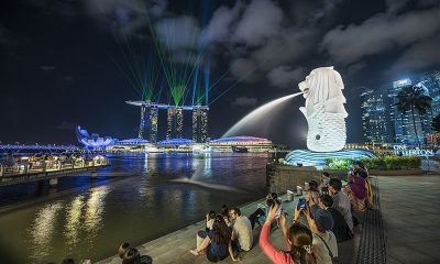 Singapura Catatkan Rekor Baru di Sektor Pariwisata
