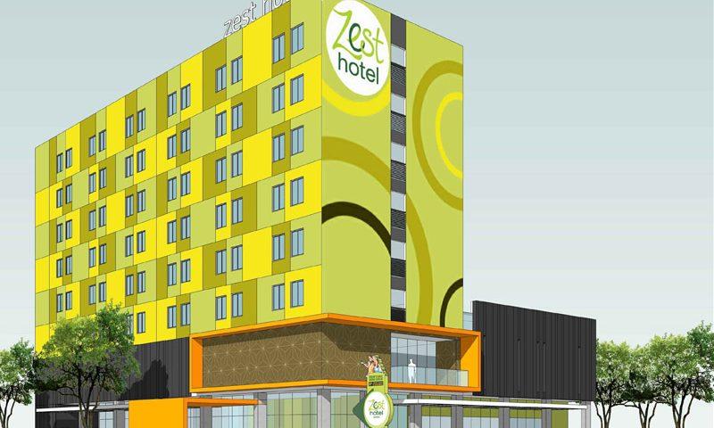 Zest Hotel Ambon Menandai Ekspansi Grup di Indonesia Timur