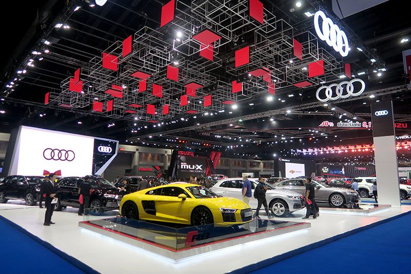 Bangkok International Motor Show 2018