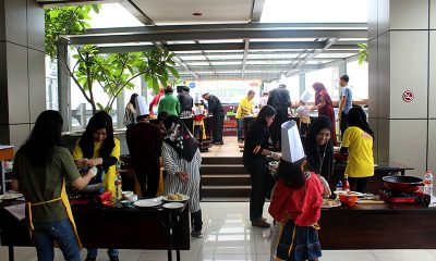 Cooking Class bersama Dafam's Fun Kitchen