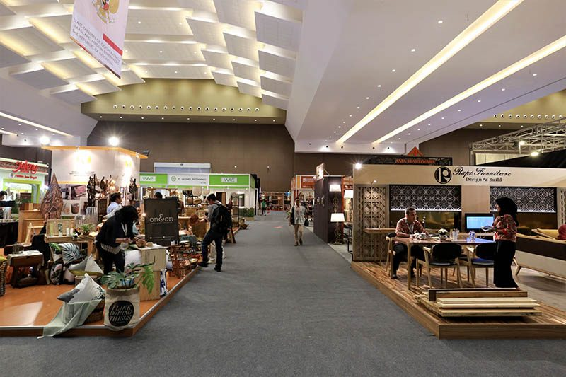 Indonesia International Furniture Expo 2018