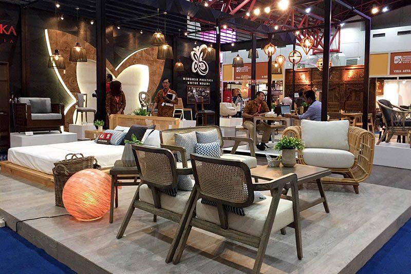 Indonesia International Furniture Expo 2018