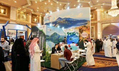 Bidik Pasar Timur Tengah, Indonesia Berpartisipasi di JITTE Arab Saudi