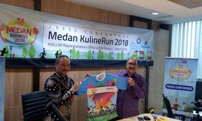 Dukung Pariwisata Sumut, Hotel Indonesia Natour Selenggarakan Medan KulineRUN