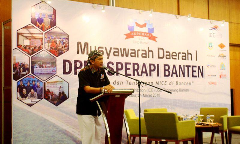 Banten, Pusat MICE Indonesia di Masa Depan