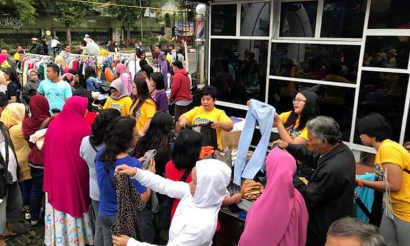 AccorHotels di Bandung Mengadakan Garage Sale for Charity
