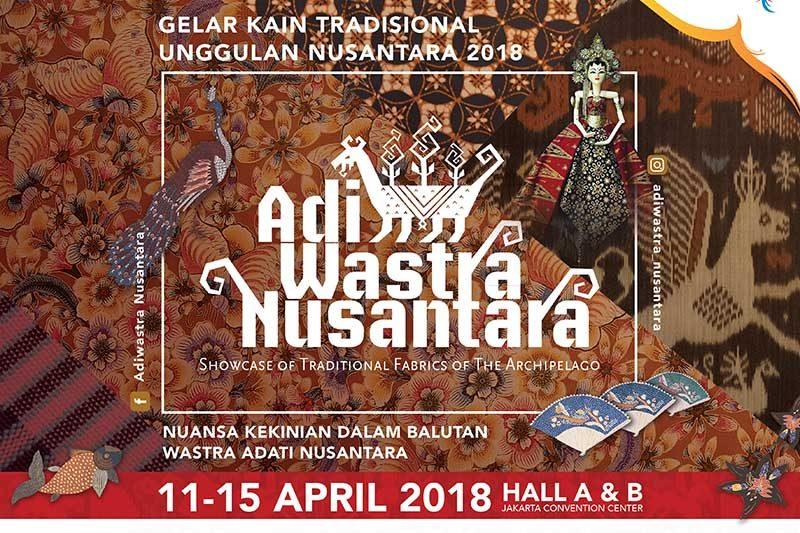 Adiwastra Nusantara 2018