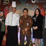 Bidakara Cooking Contest untuk Rayakan Ulang Tahun Ke-20