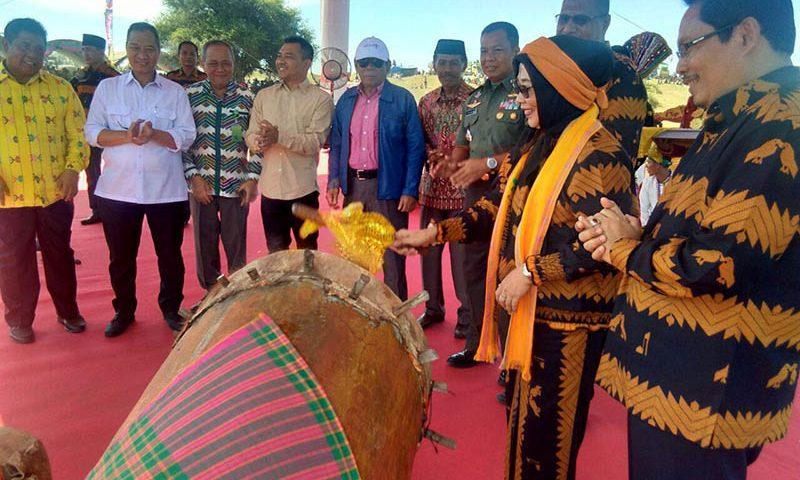 Festival Pesona Tambora Angkat Eksotisme Dompu dan Bima