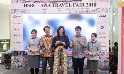 HSBC-ANA Travel Fair Tawarkan Tiket Murah ke Jepang dan Amerika