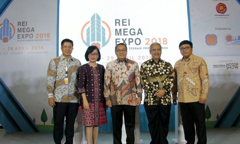 REI Mega Expo 2018 Dipadu dengan Ajang Otomotif