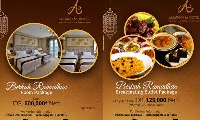 Berkah Ramadhan Amaroossa Royal Bogor