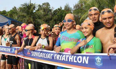 Sungailiat Triathlon 2018 Promosikan Budaya dan Pariwisata Bangka