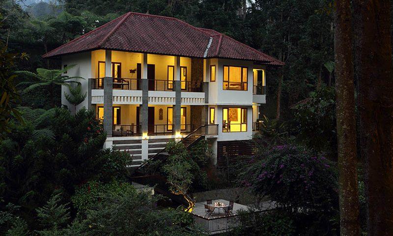Villa Puncak by Plataran Tawarkan Suasana Alam yang Hijau