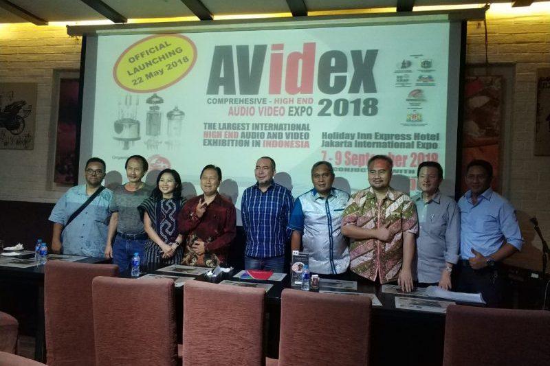 AVIDEX 2018