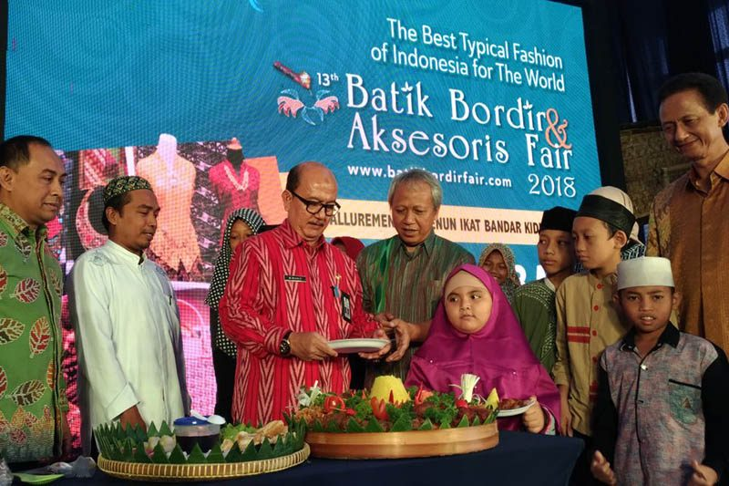 Batik Bordir & Aksesoris Fair 2018