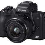 Canon EOS M50, Kamera Mirrorless dengan Kemampuan Merekam Video 4K