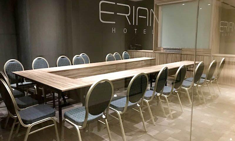 Erian Hotel Siap Menjamu Tamu Bisnis dan Rekreasi