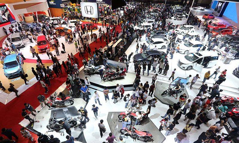 Rangkaian Kompetisi pada Indonesia International Motor Show 2019