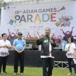 Kemenpar Sediakan 75 Paket Wisata bagi Kontingen Asian Games 2018
