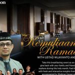 Kemuliaan Ramadan di Sheraton Grand Jakarta Gandaria City Hotel