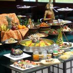Jamuan Timur Tengah di Hotel Bernuansa Jawa