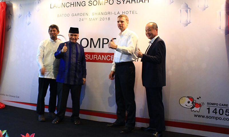 Sompo Insurance Indonesia Luncurkan Produk Asuransi Berbasis Syariah