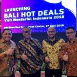 Dorong Peningkatan Wisman, Kementerian Pariwisata Luncurkan Bali Hot Deals