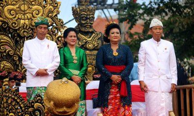 Presiden Jokowi Minta Pesta Kesenian Bali Digelar Saat Pertemuan IMF-World Bank
