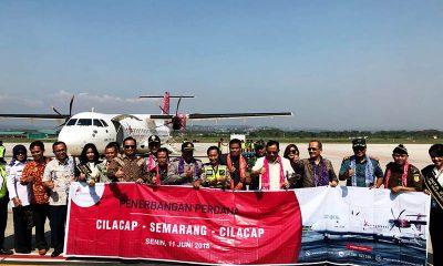 Trans Nusa Hubungkan Cilacap dengan Jakarta dan Semarang
