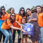 Grand Mercure Jakarta Harmoni Adakan Bakti Sosial ke TPA Bantar Gebang