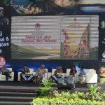 Festival Taman Nasional & Taman Wisata Alam Indonesia Promosikan Ekowisata Alam