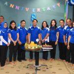 Dafam Hotel Management Rayakan Ulang Tahun ke-8