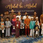 Golden Tulip Passer Baroe Gelar Halal Bihalal Bersama Anak Yatim dan Warga Sekitar
